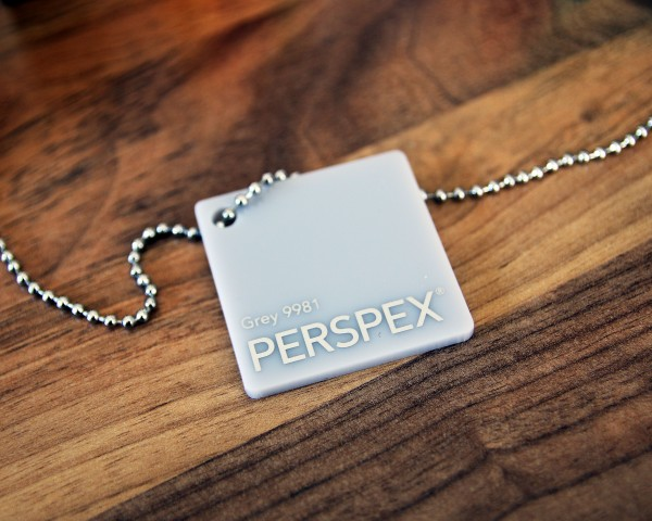 Acryl Perspex GS grau 1000 x 2030 x 3 mm