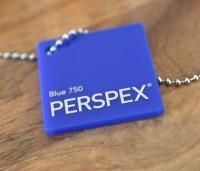 Acrylglas Perspex GS blau 750 1000 x 2030 x 3 mm