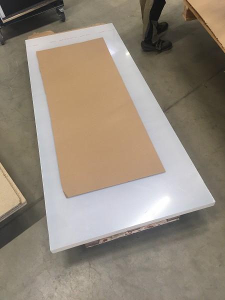 Acrylglas Plazcast GS PMMA ca. 2000 x 800 x 45 mm