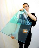 Acrylglas PERSPEX® XT farblos 1000 x 2050 x 4 mm