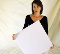 LUMEX® A, A-PET 2050 x 3050 x 2 mm, weiß opal