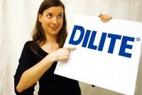 DILITE® weiß, 1000 x 2050 x 4 mm